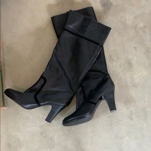Black Kenneth Cole Boots